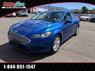 2018 Ford Fusion Hybrid SE in Albuquerque, New Mexico 87109