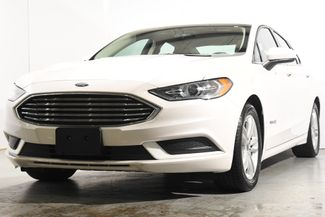 2018 Ford Fusion Hybrid SE w/ Sun roof in Branford, CT 06405