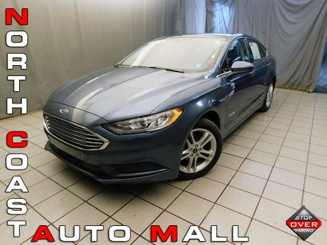 2018 Ford Fusion Hybrid SE in Cleveland, Ohio
