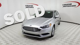 2018 Ford Fusion Hybrid SE in Garland
