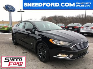 2018 Ford Fusion Hybrid SE in Gower Missouri, 64454