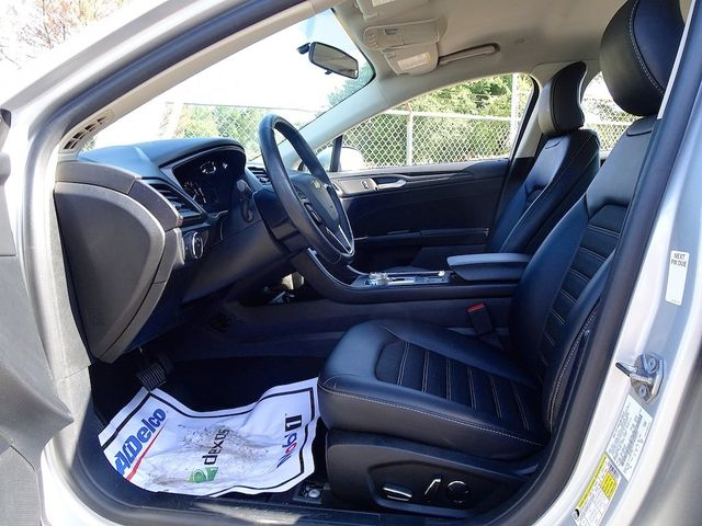 2018 Ford Fusion Hybrid SE Madison, NC 26