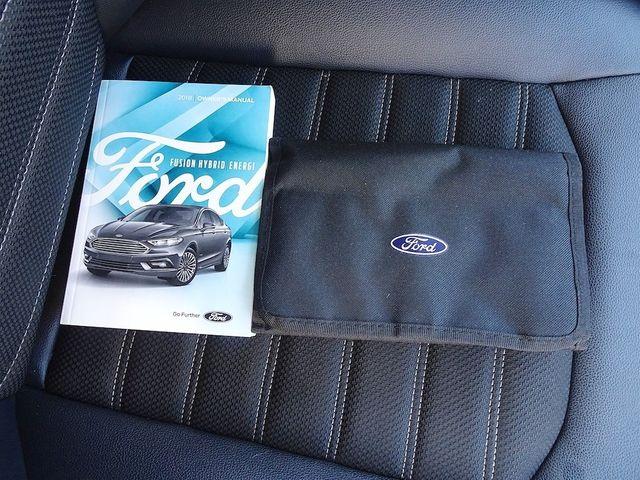 2018 Ford Fusion Hybrid SE Madison, NC 46