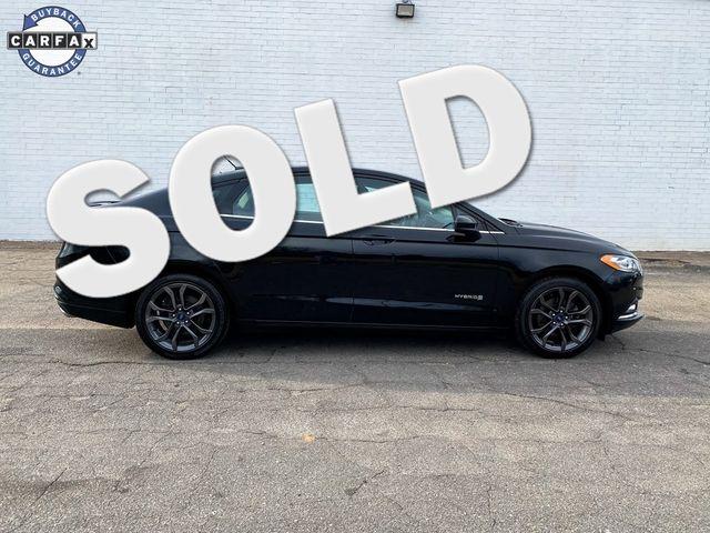 2018 Ford Fusion Hybrid SE Madison, NC 0