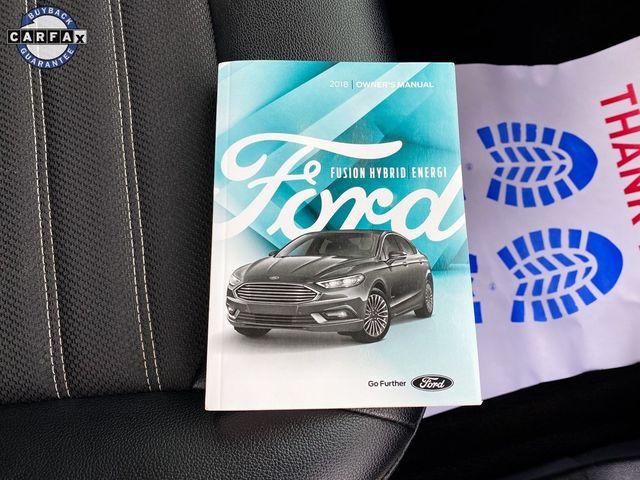 2018 Ford Fusion Hybrid SE Madison, NC 16