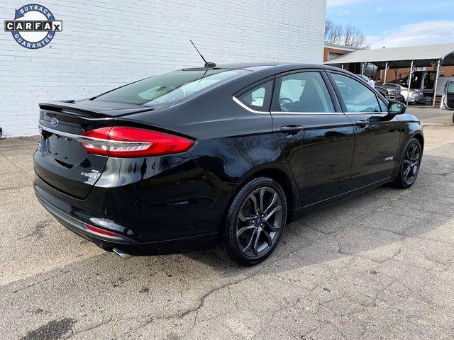 2018 Ford Fusion Hybrid SE Madison, NC 1