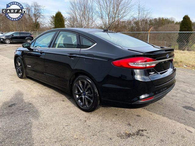 2018 Ford Fusion Hybrid SE Madison, NC 3