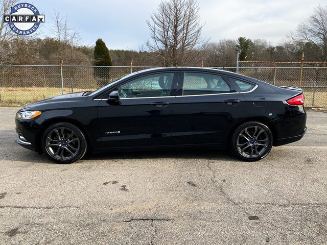 2018 Ford Fusion Hybrid SE Madison, NC 4