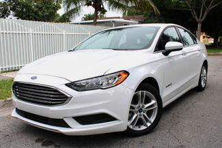 2018 Ford Fusion Hybrid SE in Miami, FL 33142