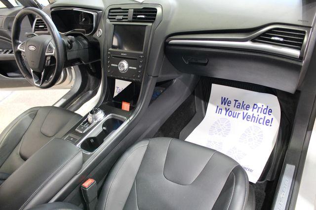 2018 Ford Fusion Hybrid Titanium in Roscoe, IL 61073