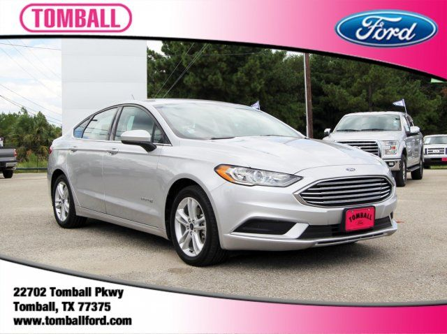 2018 Ford Fusion Hybrid SE in Tomball, TX 77375