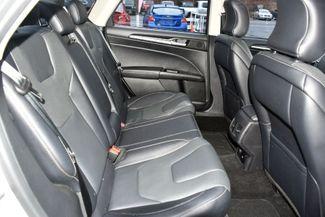 2018 Ford Fusion Hybrid Titanium Waterbury, Connecticut 21