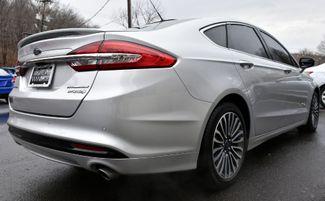 2018 Ford Fusion Hybrid Titanium Waterbury, Connecticut 5