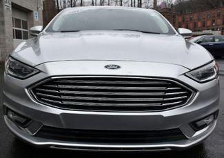 2018 Ford Fusion Hybrid Titanium Waterbury, Connecticut 8