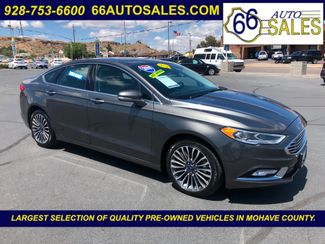 2018 Ford Fusion Titanium in Kingman, Arizona 86401