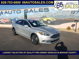 2018 Ford Fusion Titanium in Kingman, Arizona 86401