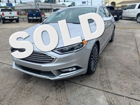 2018 Ford Fusion Titanium Hybrid in Lake Charles, Louisiana