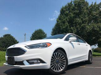 2018 Ford Fusion Platinum in Leesburg Virginia, 20175