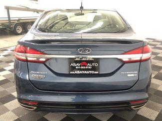 2018 Ford Fusion Titanium LINDON, UT 4