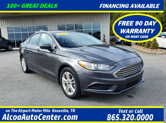 2018 Ford Fusion SE in Louisville, TN 37777
