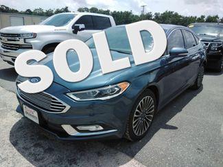 2018 Ford Fusion Titanium Madison, NC