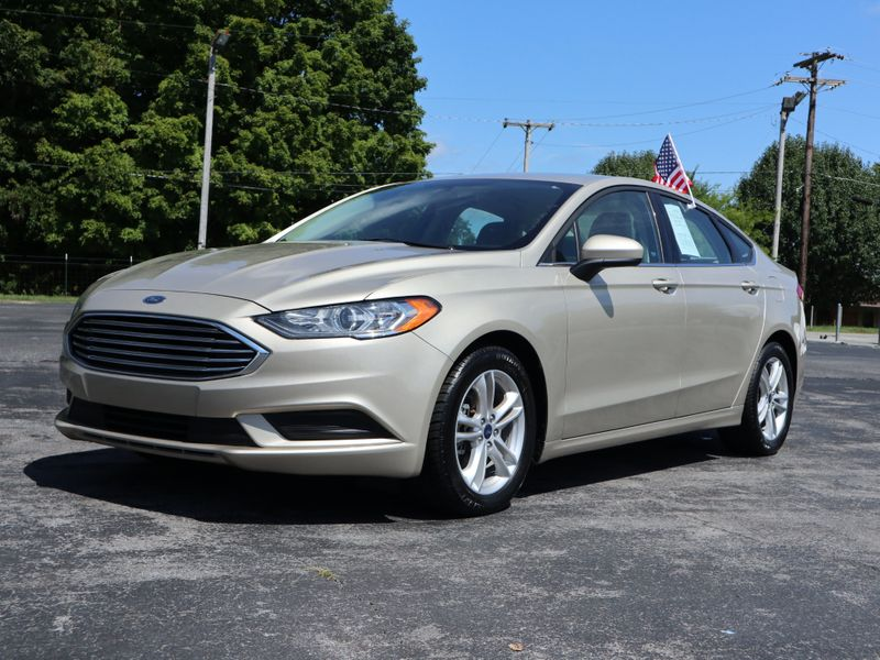 2018 Ford Fusion SE  in Maryville, TN