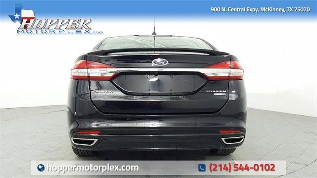 2018 Ford Fusion Titanium in McKinney, Texas 75070