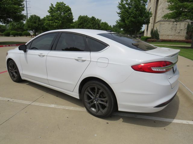 2018 Ford Fusion S in McKinney, Texas 75070