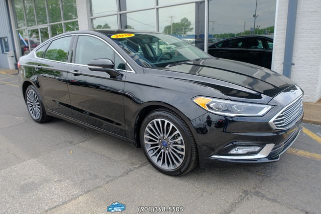 2018 Ford Fusion Titanium in Memphis, Tennessee 38115