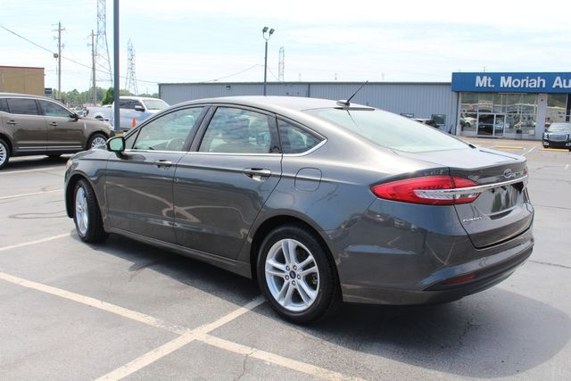 2018 Ford Fusion SE in Memphis, Tennessee 38115