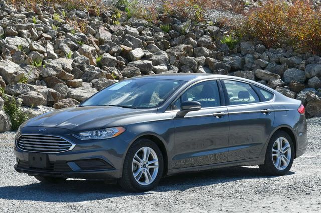 2018 Ford Fusion SE Naugatuck, Connecticut