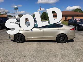 2018 Ford Fusion SE AWD in Ontario, OH 44903