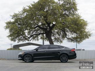 2018 Ford Fusion SE EcoBoost in San Antonio, Texas 78217