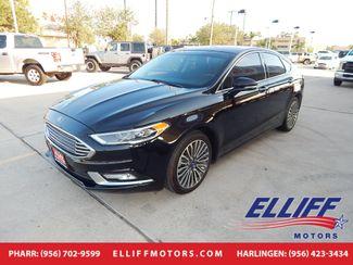 2018 Ford Fusion Titanium in Harlingen, TX 78550
