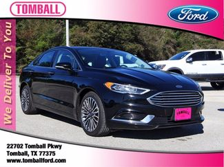 2018 Ford Fusion SE in Tomball, TX 77375