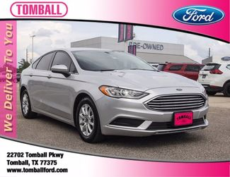 2018 Ford Fusion S in Tomball, TX 77375