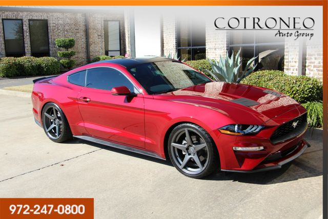 2018 Ford Mustang EcoBoost Premium Fastback in Addison, TX 75001