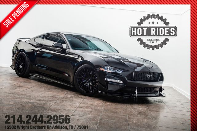 2018 Ford Mustang GT Premium 5.0 GTPP W/ Air-Ride & Many Upgrades