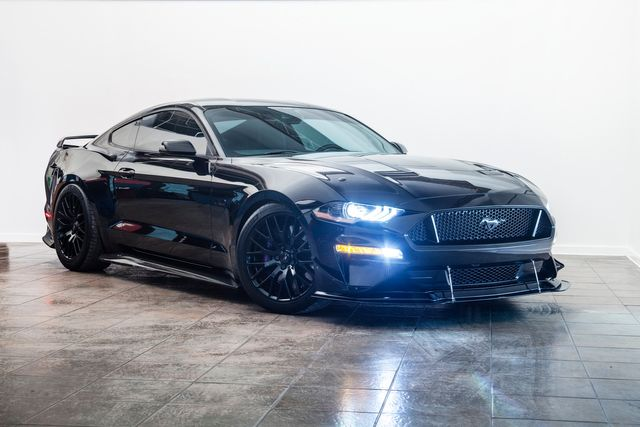 2018 Ford Mustang GT Premium 5.0 GTPP W/ Air-Ride & Many Upgrades in Addison, TX 75001