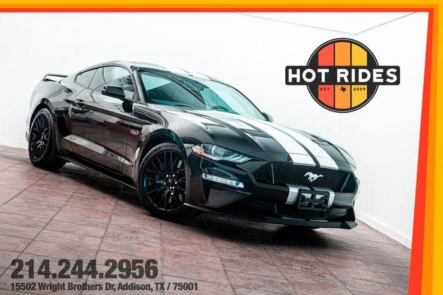 2018 Ford Mustang GT Premium Performance Pkg. Edelbrock Supercharged