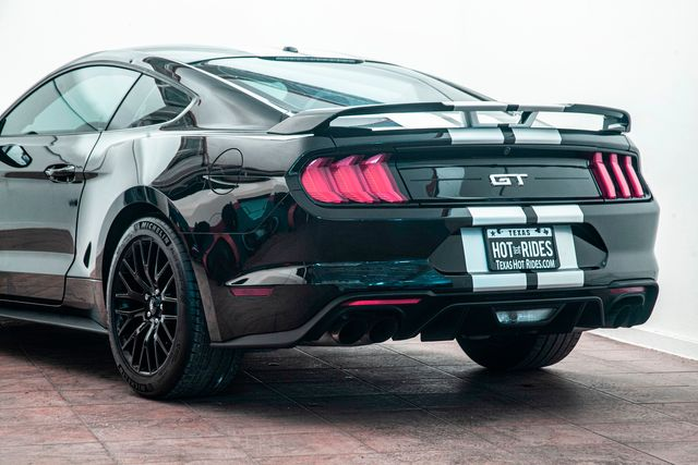 2018 Ford Mustang GT Premium Performance Pkg. Edelbrock Supercharged in Addison, TX 75001
