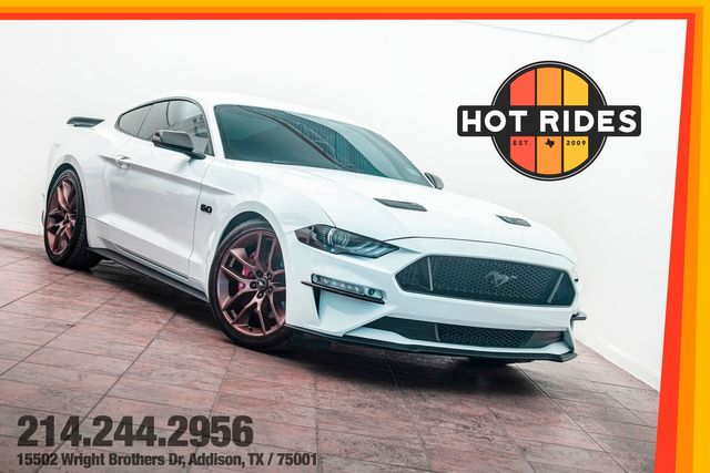 2018 Ford Mustang GT Premium 5.0 With Many Upgrades