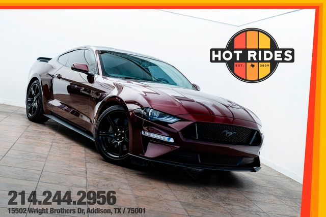 2018 Ford Mustang GT 5.0 With Upgrades