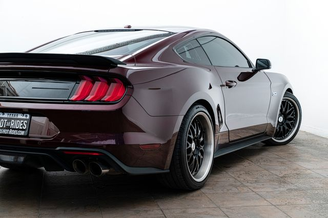 2018 Ford Mustang GT Premium 5.0 With Upgrades in Addison, TX 75001