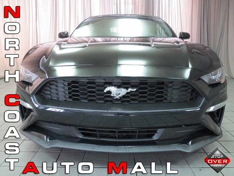 2018 Ford Mustang EcoBoost in Akron, OH