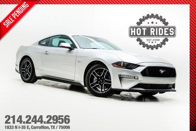 2018 Ford Mustang GT Premium 5.0