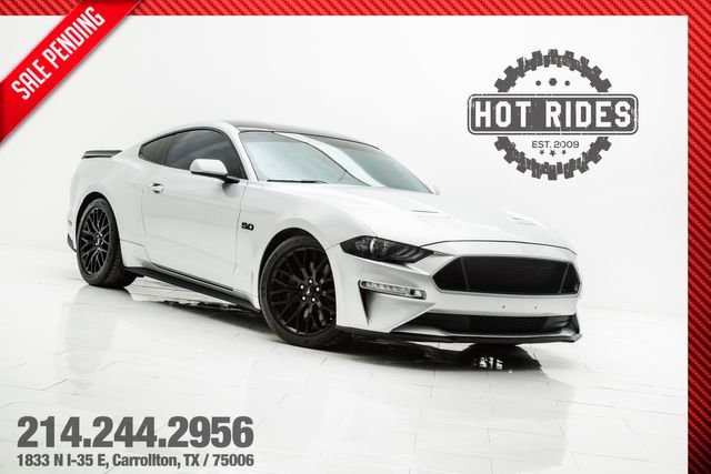 2018 Ford Mustang GT 5.0 With Many Upgrades