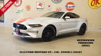2018 Ford Mustang GT Premium AUTO,NAV,HTD/COOL LTH,15K,WE FINANCE in Carrollton, TX 75006