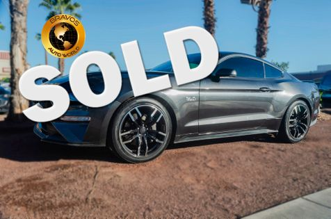 2018 Ford Mustang GT Premium in cathedral city