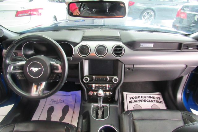 2018 Ford Mustang EcoBoost Premium W/ NAVIGATION SYSTEN/ BACK UP CAM Chicago, Illinois 15